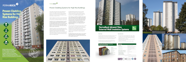PermaRock High Rise Cladding Brochure - Fire Safety