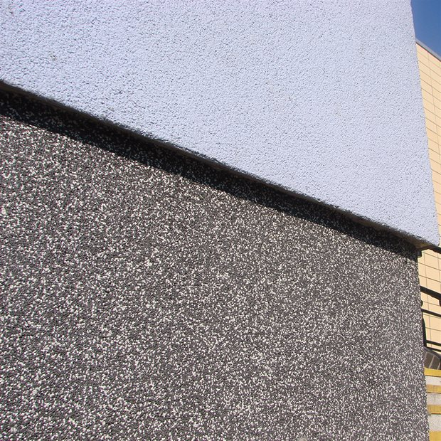 Mineral fibre external wall insulation bs 8414 high rise for Mineral wall