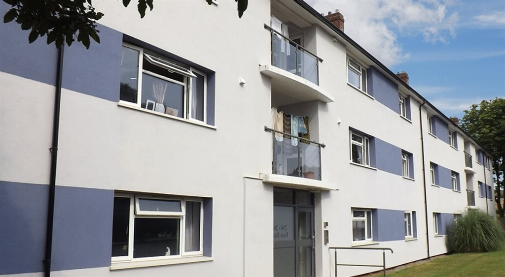 Ewi For Existing Buildings Solid Wall Insulation Permarock