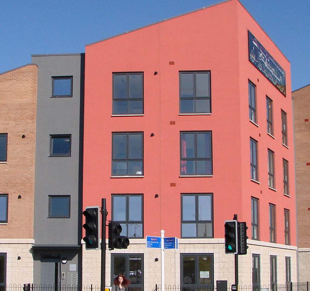 Non-Insulated Render Systems | Cladding | PermaRend